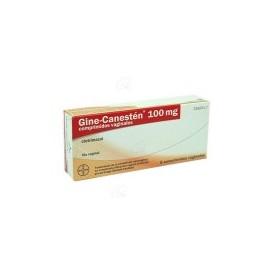 GINE CANESTEN 100 MG 6 COMPRIMIDOS VAGINALES