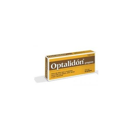 OPTALIDÓN 20 GRAGEAS