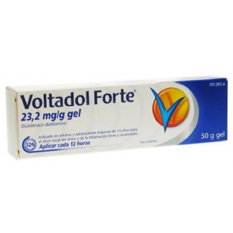 VOLTADOL FORTE GEL 50 G