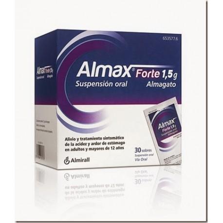 ALMAX FORTE 30 SOBRES