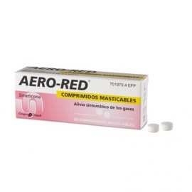 AERO RED 30 COMPRIMIDOS MASTICABLES
