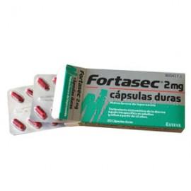 FORTASEC 20 CÁPSULAS