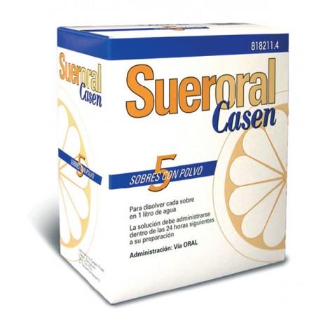 SUERORAL CASEN 5 SOBRES