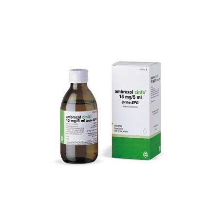 AMBROXOL CINFA JARABE 200 ML