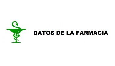 DATOS FARMACIA